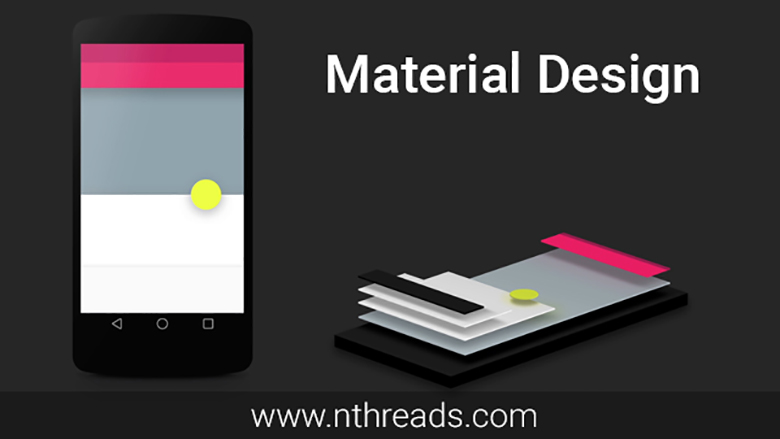 Easy Getting Started with Material Design for Android